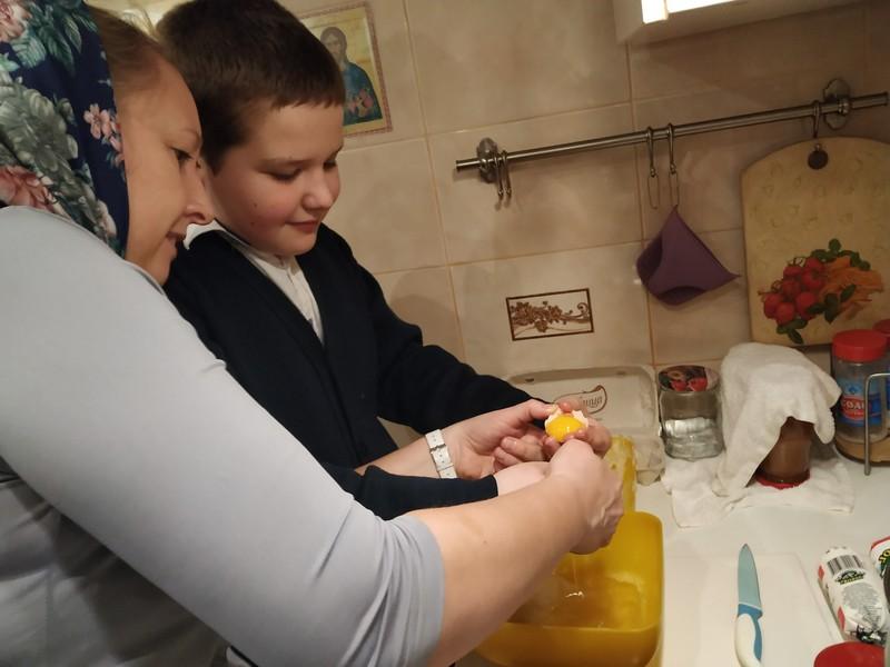 Уроки Домоводства пользуются у детей большой популярностью