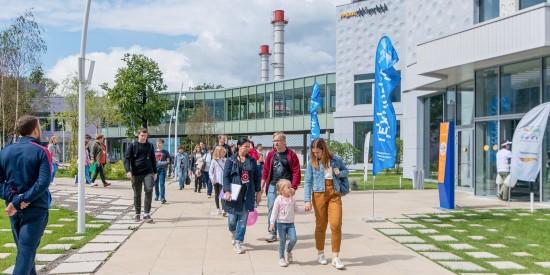 Центр обучения для предпринимателей открылся в «Технограде» на ВДНХ