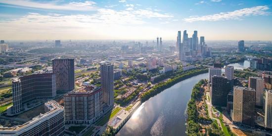 Москва поднялась на четыре строчки в рейтинге инновационных городов Европы